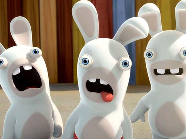 Raving Rabbids – season 2