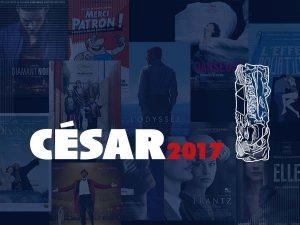 César 2017 – Palmarès