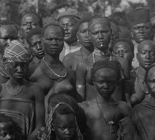 Voyage au Congo