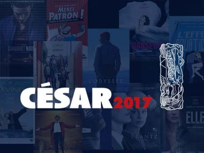 César 2017 – Awards