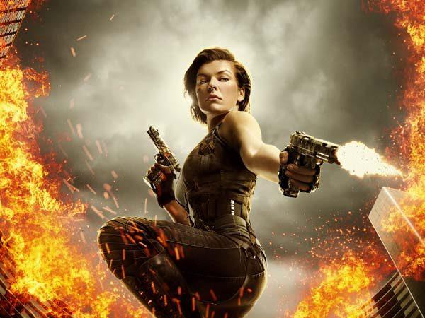 Resident Evil – Final Chapter
