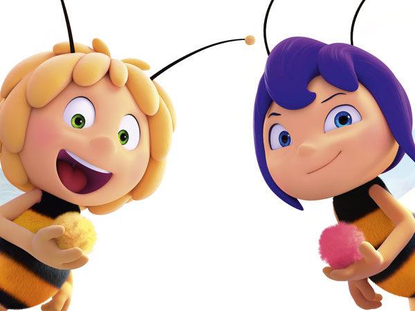 Maya L'abeille 2