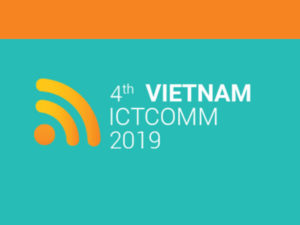 Hiventy Asia at the ICT Comm Vietnam