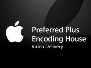 Apple-Preferred Plus Encoding Houses