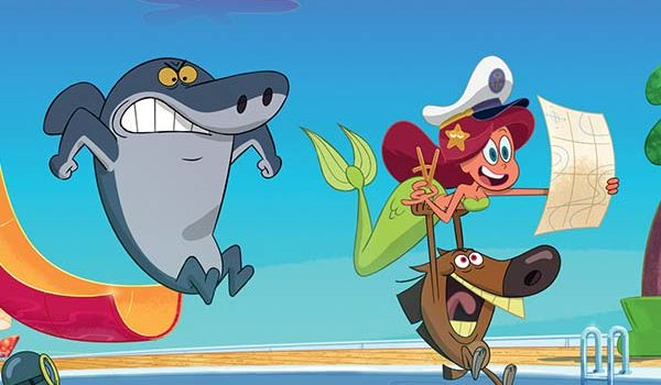 Zig et Sharko saison 3
